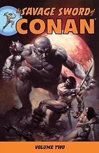 The Savage Sword of Conan, Volume 2