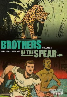 Brothers of the Spear, Volume 3