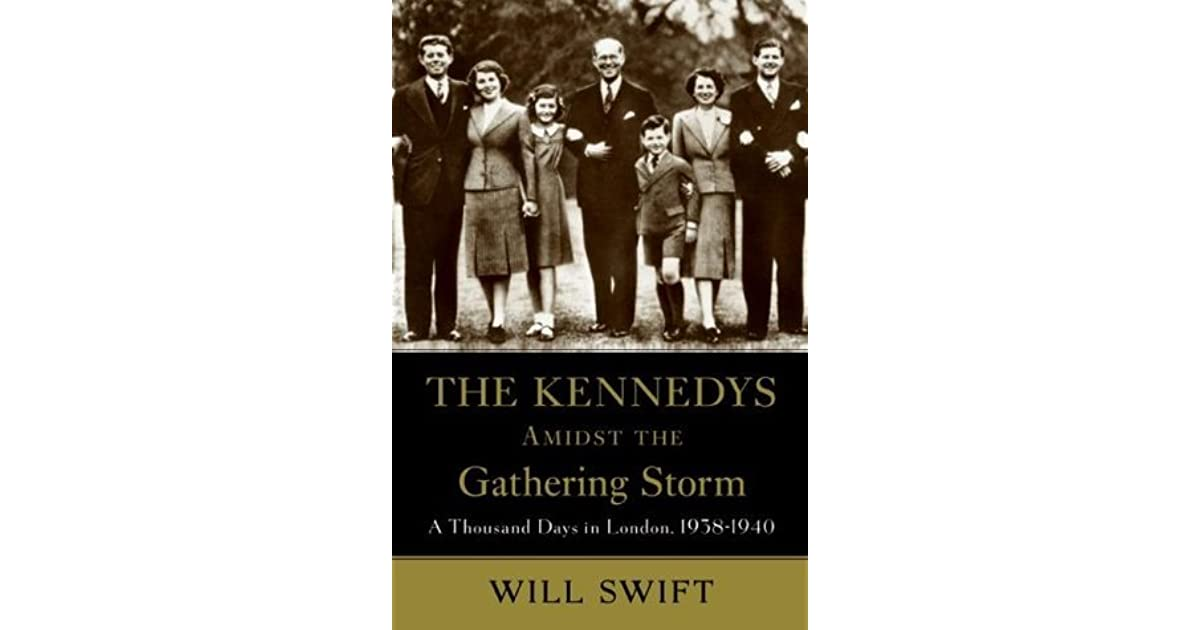 A lively look at the Kennedy family's entrance onto the world stage in 1938