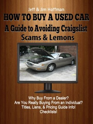 How to Buy a Used Car A Guide to Avoiding Craigslist Scams