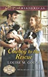 Cowboy to the Rescue (Four Stones Ranch #1)