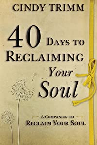 40 Days to Reclaiming Your Soul: A Companion to Reclaim Your Soul