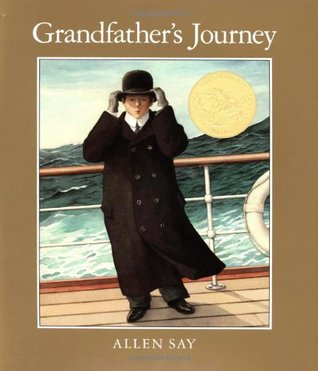 Grandfather's Journey by Allen Say