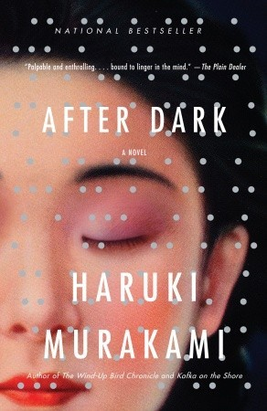 "Book cover of ""After Dark"" by Haruki Murakami"