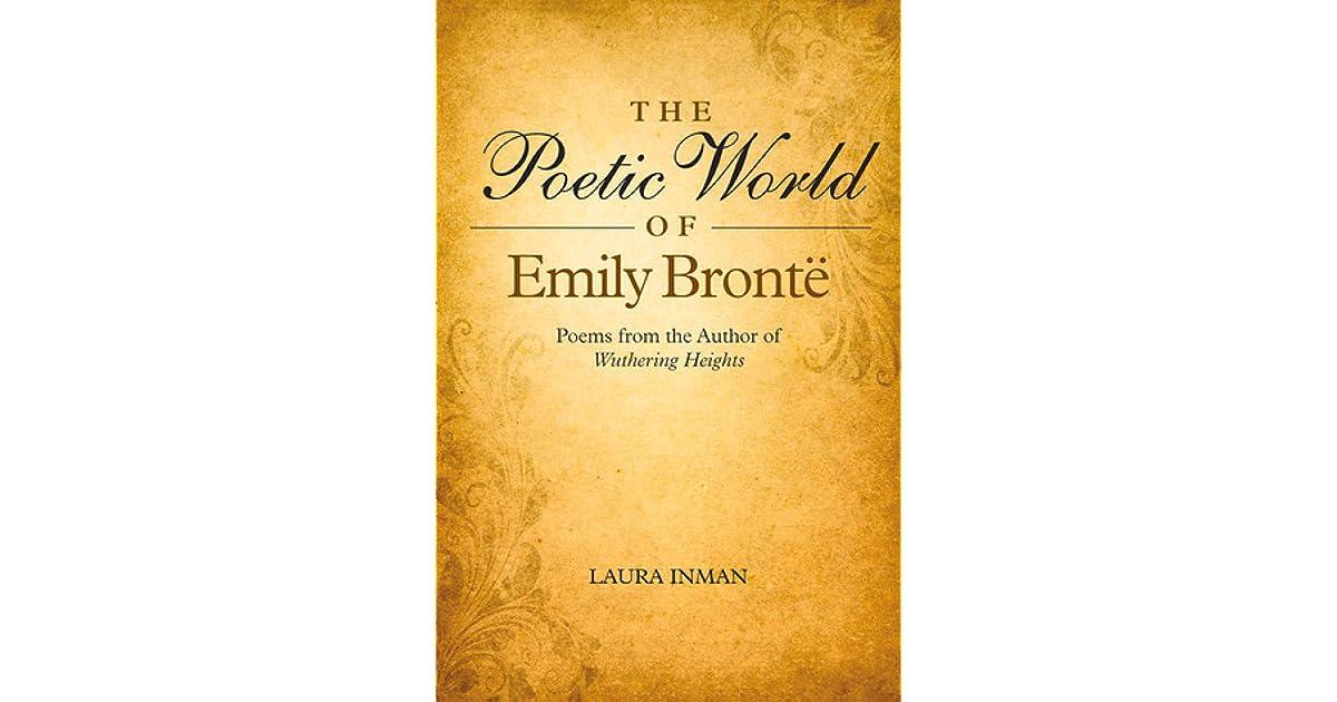 emily bronte s poem analysis