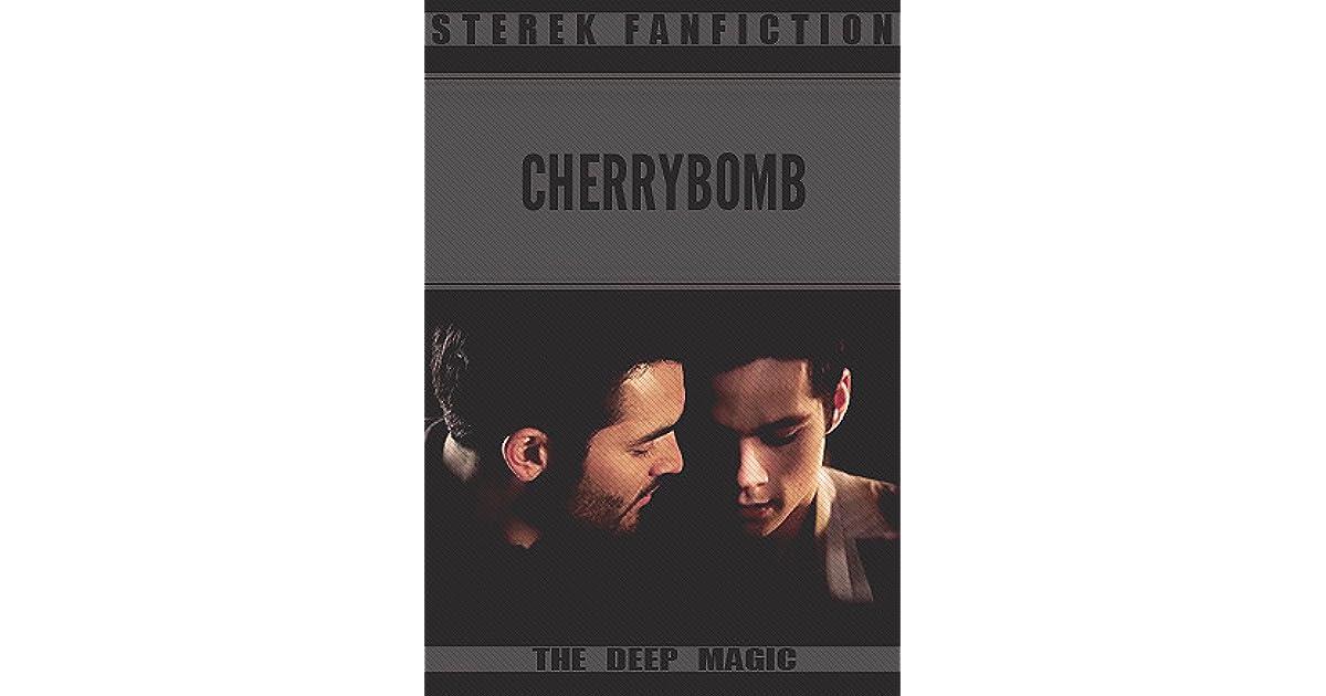 Cherrybomb (Derek Hale: Werewolf Cop, #1) by the_deep_magic
