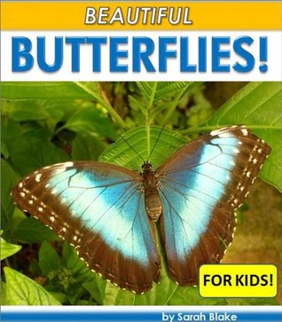 Childrens Read to Me Ebooks: Beautiful Butterflies for Kids! Amazing Facts and Photos for Ages 4 to 8 About Butterflies of Every Size, Shape, and Color (Nonfiction for Kids)