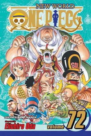 One Piece, Volume 72: Dressrosa's Forgotten