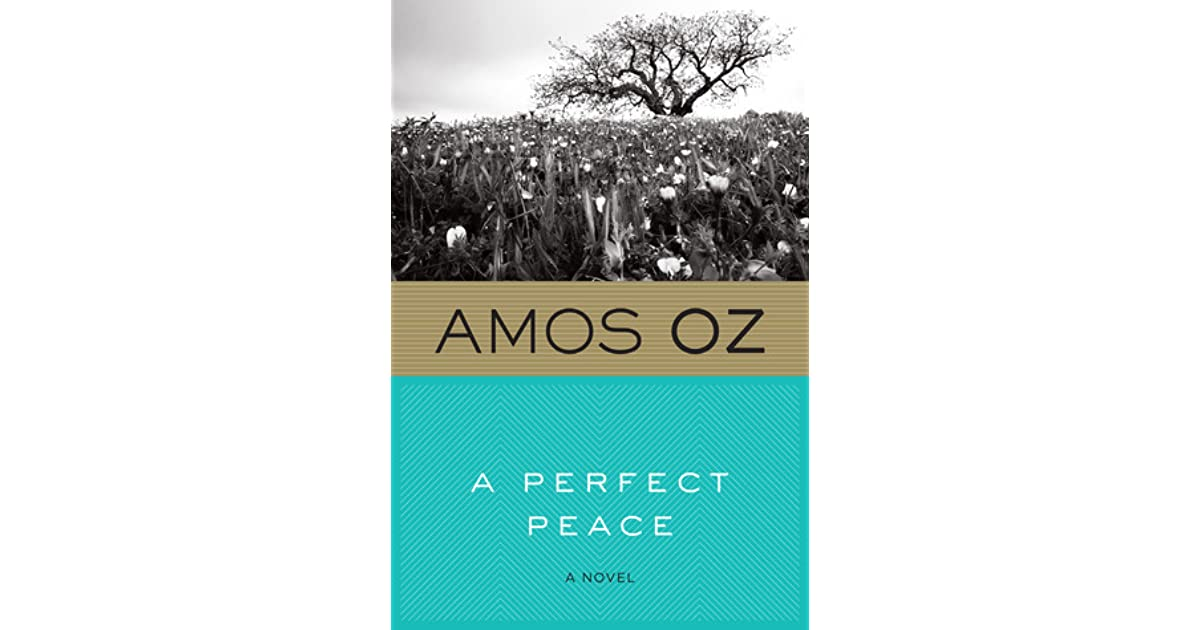 a perfect peace oz amos