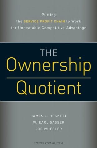 The Ownership Quotient by James L. Heskett