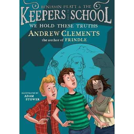 andrew clements keepers of the school book 3