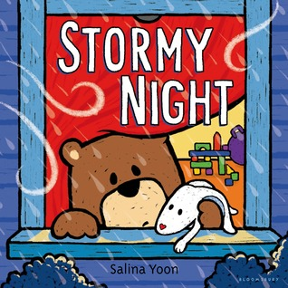 Stormy Night (Bear and Bunny)