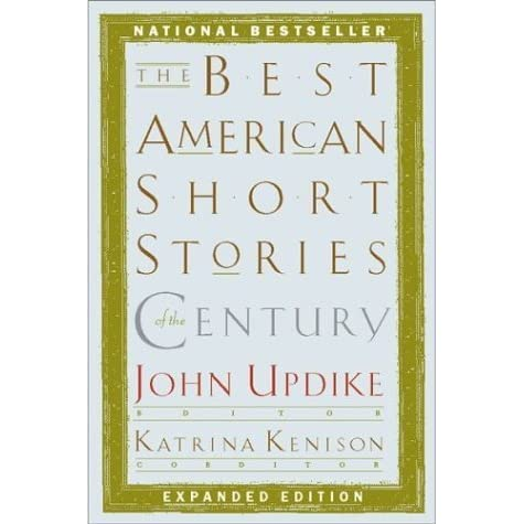 "an analysis of the sporting events in john updikes short stories and novels Recognizing how relentlessly updike's fiction draws on its author's own experiences, adam  compared to most lives, john updike's was golden from the get-go  at all events, updike finally left mary for martha  in short, this ""life and works"" is the perfect companion to the library of america's recent."