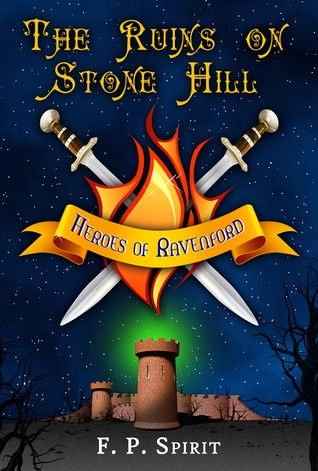 Ruins on Stone Hill by F.P. Spirit
