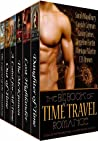 The Big Book Of Time Travel Romance (Includes: After Cilmeri, #0.5; Lost Highlander, #1; The McKinnon Legends, #1; Out of Time, #1; Time Walkers, #1)