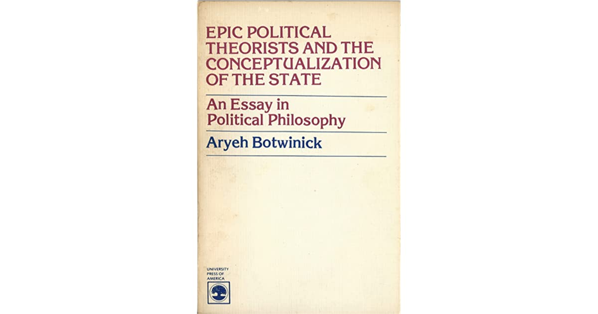 the human conceptualization of the state essay Nation-states than with the concept of security itself often, this takes the form of proposals for giving high priority to such issues as human rights, economics, the.