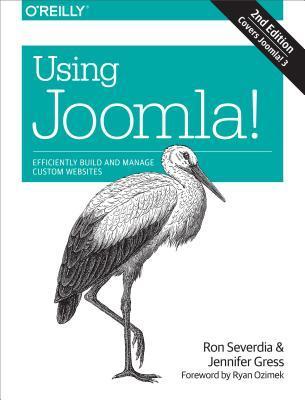 Using Joomla! by Ron Severdia