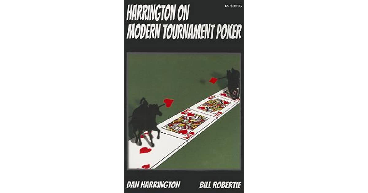 Dan Harrington Poker Book