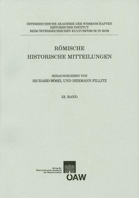 Romische Historische Mitteilungen