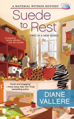 Suede to Rest (A Material Witness Mystery #1)