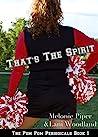 That's The Spirit (The Pom Pom Periodicals, #1)