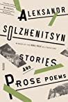 Stories and Prose Poems by Aleksandr I. Solzhenitsyn