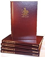 The Book of Abrasax. A Grimoire of the Hidden Gods