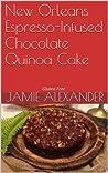 New Orleans Espresso-Infused Chocolate Quinoa Cake