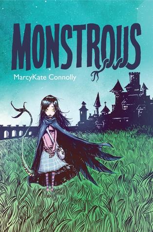 Monstrous (Monstrous, #1)
