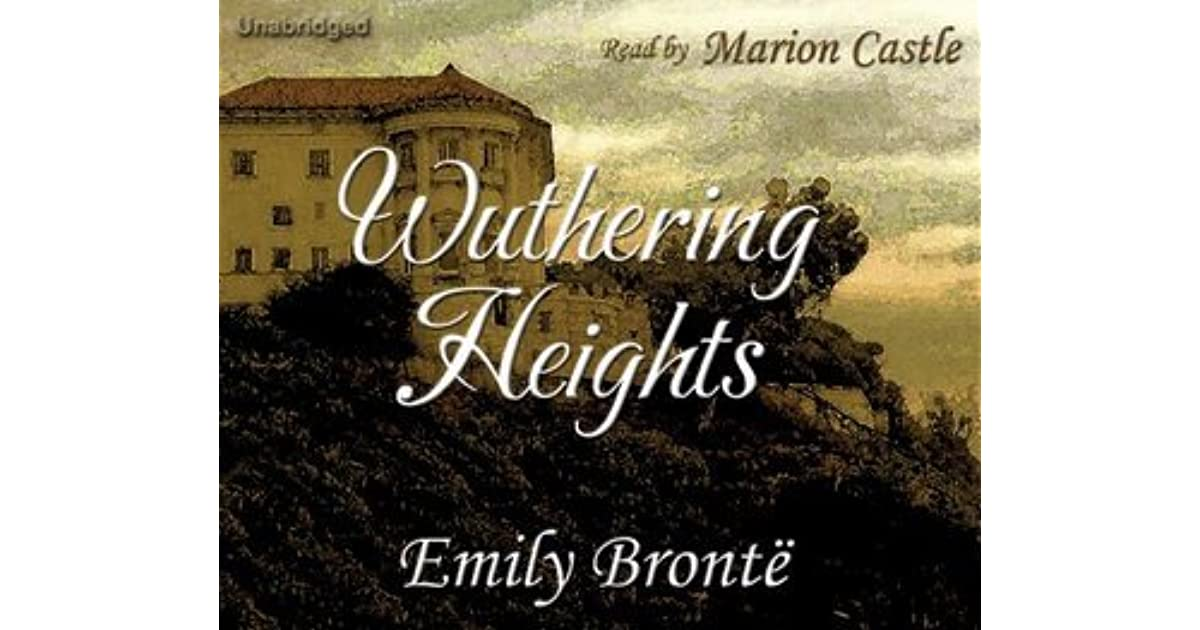 the representation of mental illness in wuthering heights