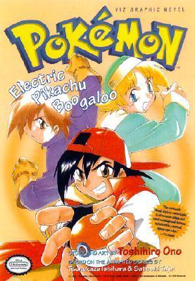 Pokemon Graphic Novel vol. 3: Electric Pikachu Boogaloo