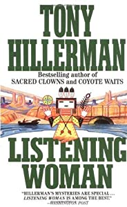 Listening Woman (Leaphorn & Chee, #3)