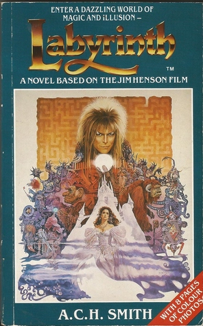 Labyrinth by A.C.H. Smith