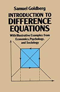 Introduction to Difference Equations