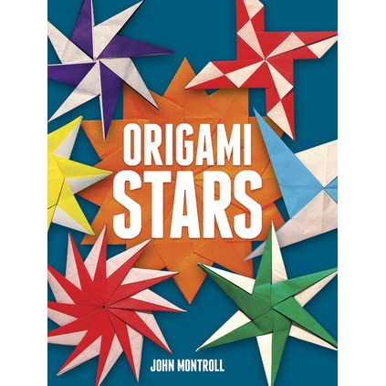 Origami stars by john montroll reviews discussion bookclubs lists - Origami suspensie ...