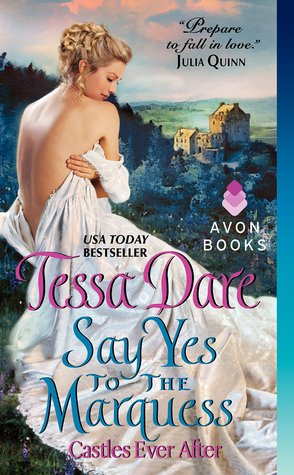 Image result for say yes to the marquess