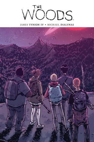 The Woods, Vol. 1: The Arrow