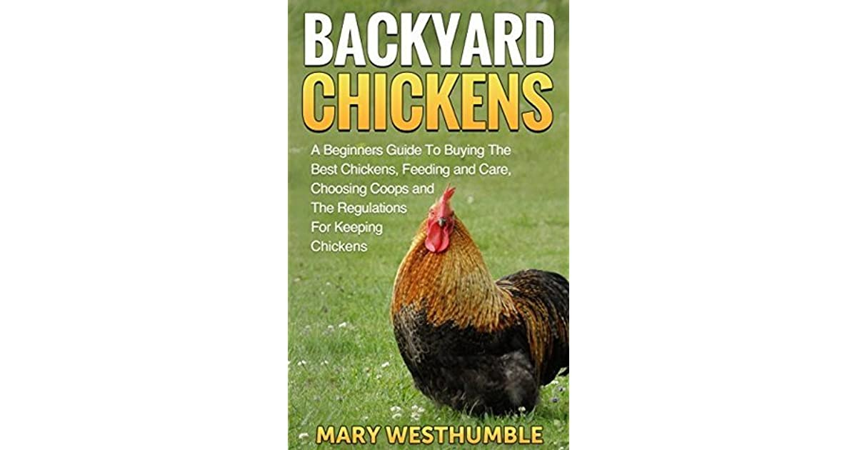 Backyard Chickens: A Beginners Guide To Getting The Best ...