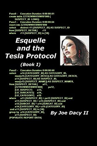 Esquelle and the Tesla Protocol by Joe Dacy II