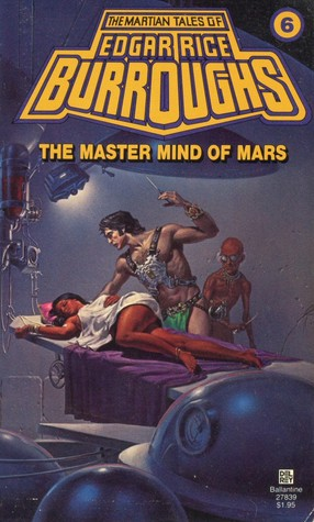The Master Mind of Mars (Barsoom #6)