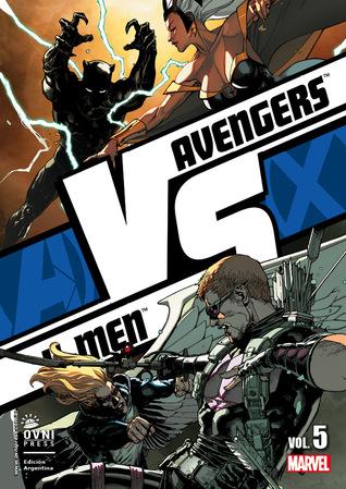 Versus: Avengers vs. X-men, volumen 5