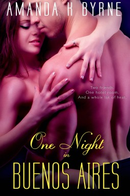 One Night in Buenos Aires by Amanda K. Byrne
