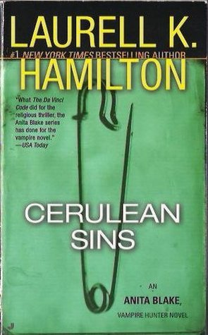 Book Review: Cerulean Sins by Laurell K. Hamilton
