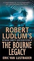 The Bourne Legacy (Jason Bourne, #4)