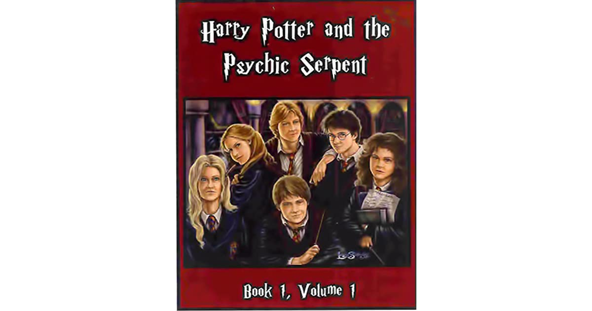 Harry Potter and the Psychic Serpent by B L  Purdom