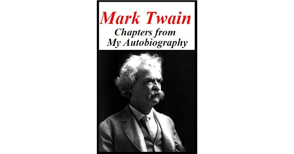 Patty The United Statess Review Of Mark Twain Chapters From My