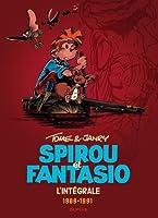 Spirou et Fantasio, Intégrale 15. 1988-1991