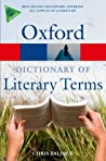 The Oxford Dictionary of Literary Terms (Oxford Quick Reference;Oxford Quick Reference)