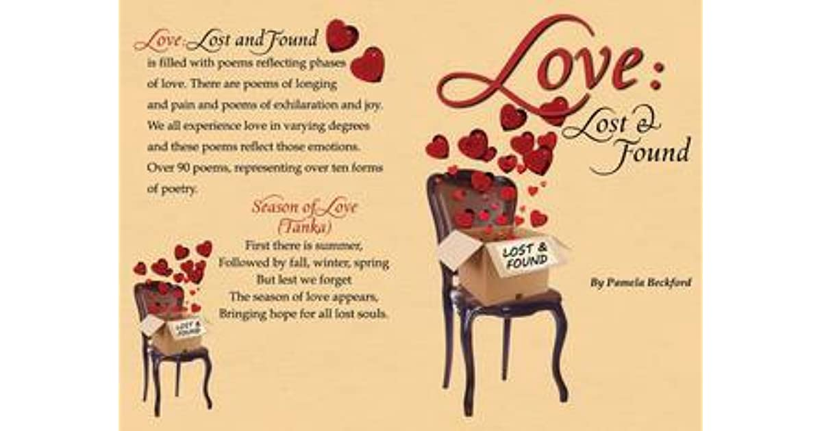 poems about first love lost