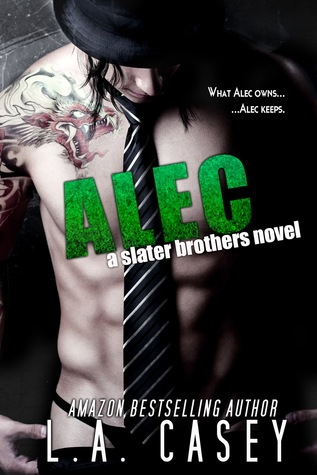 Alec (Slater Brothers, #2)